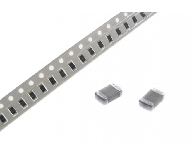 Резистор 9,1R - smd 1206