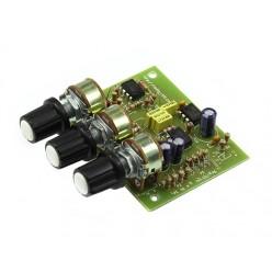Радиоконструктор K262 (стерео темброблок)