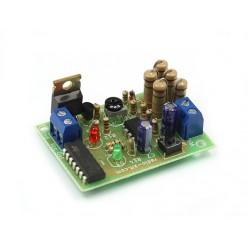 Радиоконструктор K282 (электронный предохранитель)