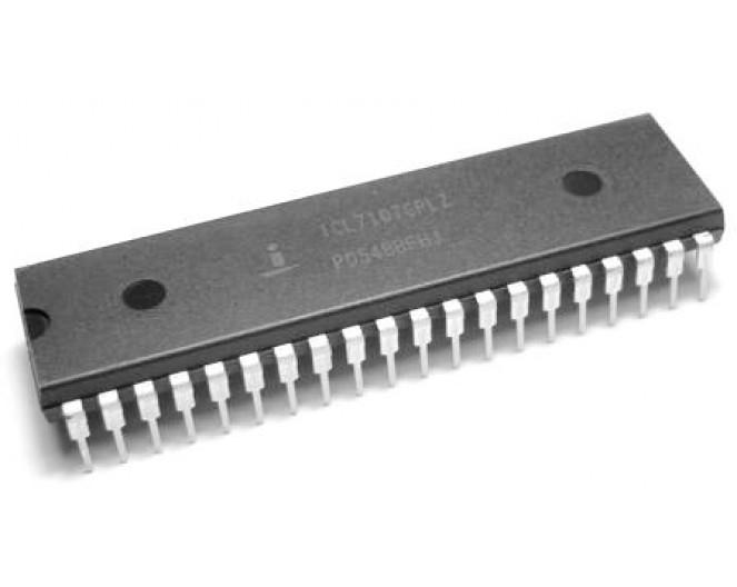 Микросхема ICL7107CPL (К572ПВ2)
