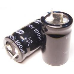Конденсатор 100mkF x 450V 105*C