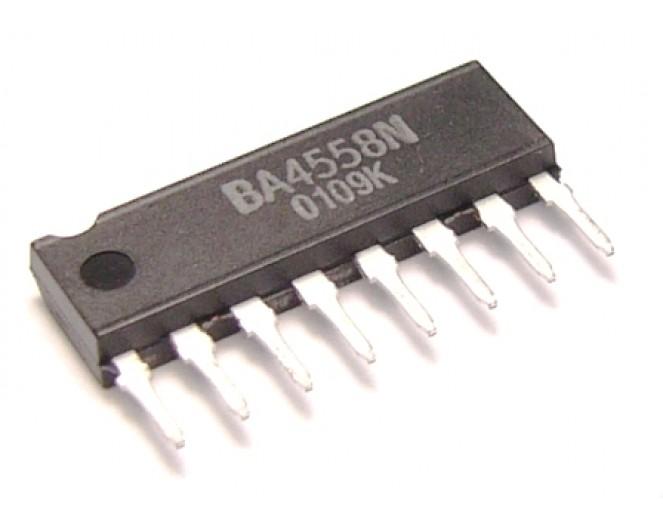 Микросхема BA4558L