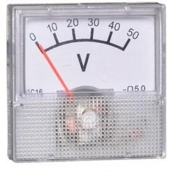 Вольтметр 85C1 30V без шунта