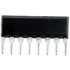 Микросхема mPC1237HA (uPC1237HA, C1237HA)