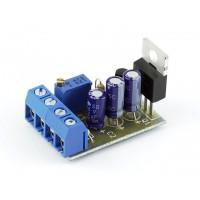 Радиоконструктор K212 (регулируемый стабилизатор напряжения Imax=10A Uвх=3-27V)