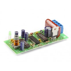 Радиоконструктор K107 (емкостное реле с триггером)
