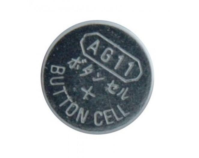 Батарейка 1,5V G11 (LR58, 361, 721)
