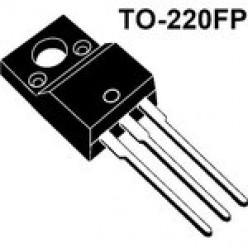 Транзистор STP10NK60ZFP (9NK60ZPF, BUZ90AF)