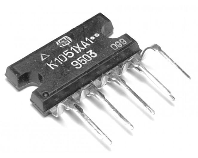 Микросхема К1051ХА1 (TDA3654Q)