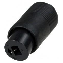 Гнездо акустическое (точка-тире) на кабель