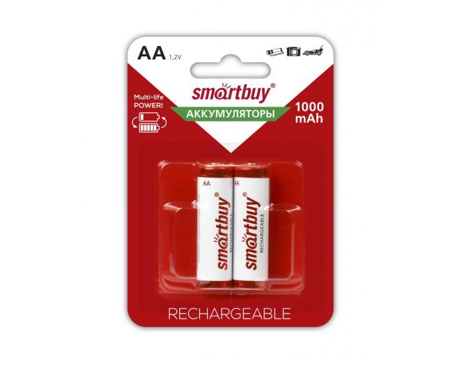 Аккумулятор AA Smartbuy 1000mA (2шт)