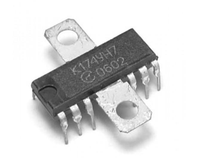 Микросхема К174УН7 (TBA810AS)
