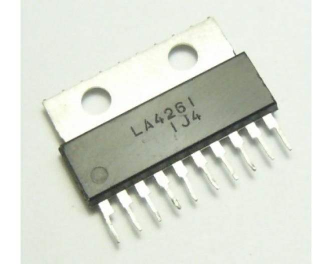 Микросхема LA4261