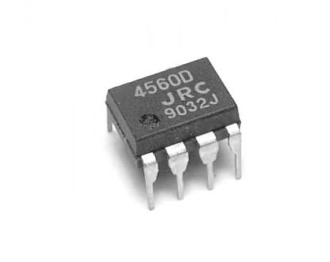 Микросхема JRC4560D