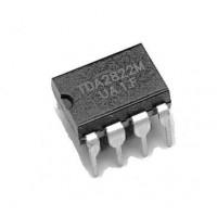 Микросхема TDA2822Mdip8