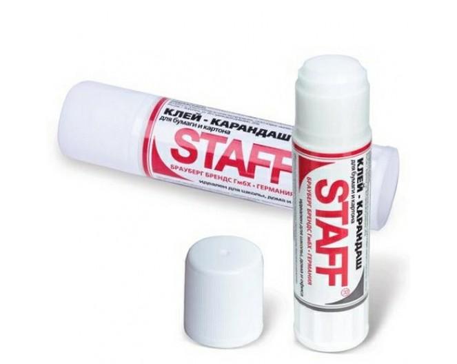 Клей-карандаш Staff  21г