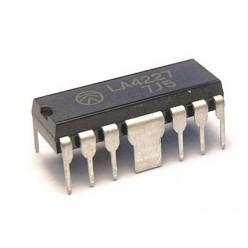 Микросхема LA4227