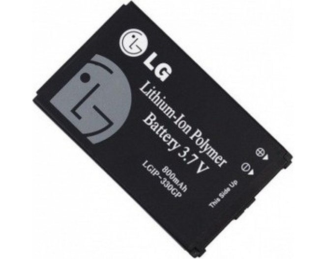 Аккумуляторная батарея LG KF300,KM300,KM380,KS360,KF240,KF330 (Не оригинал!)