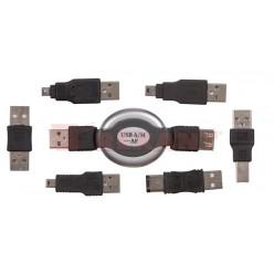 Набор USB переходников блистер