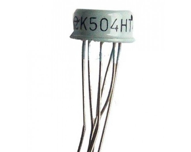 Микросхема К504НТ4