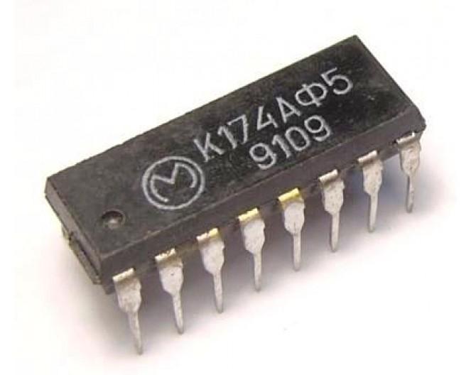 Микросхема К174АФ5 (A232)