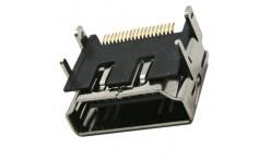 Гнездо HDMI F мама
