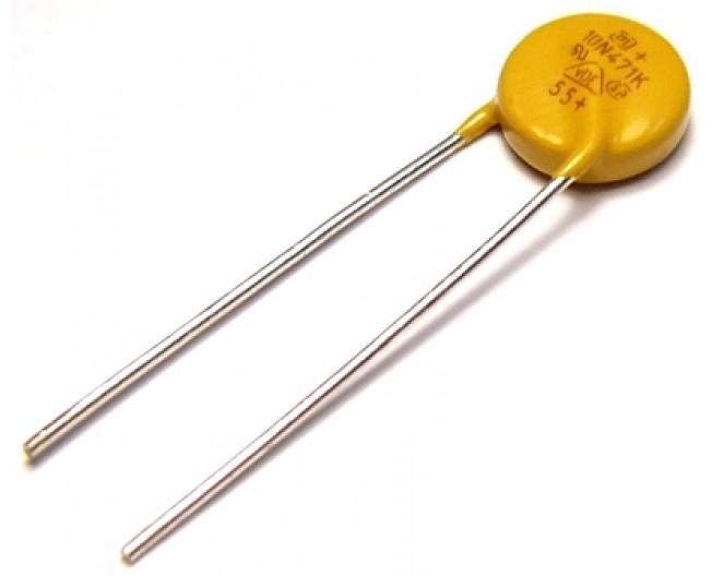 Варистор MYG 10K471(10D471)