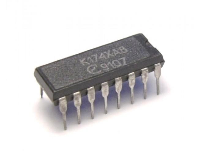 Микросхема К174ХА8 (MCA650)