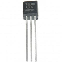 Микросхема MC78L08ACP +8V