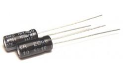 Конденсатор 100mkF x 16V 105*C комп.