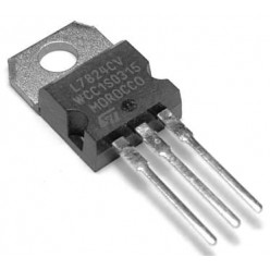 Микросхема L7924CV (К142ЕН9И) -24V