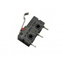 Выключатель концевой малый с планкой SM5-02N-38G