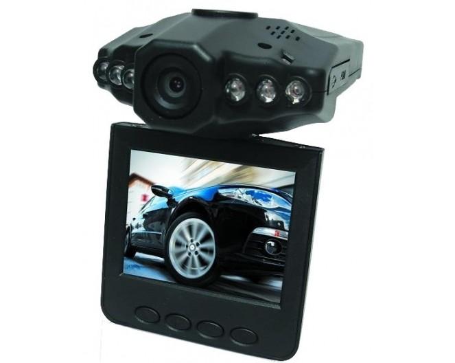 Видеорегистратор автомобильный с 2.5 TFT LCD экраном (DVR-227,HD-198))