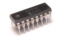 Микросхема К176ИД1