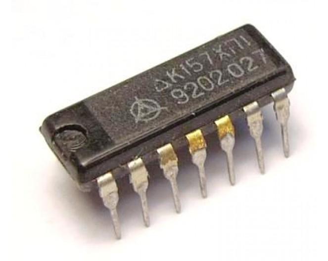 Микросхема К157ХП1