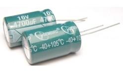 Конденсатор 4700mkF x 16V 105*С комп.