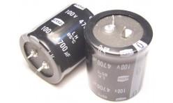 Конденсатор 4700mkF x 100V