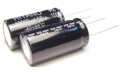 Конденсатор 10000mkF x 16V