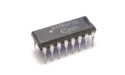 Микросхема К174УР2Б (TDA440)