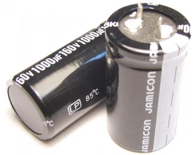 Конденсатор 1000mkF x 160V
