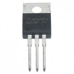 Микросхема LM338T 5A (LD1084ADJ)