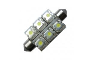 Светодиодные лампы - отличное средство для тюнинга автомобилей!