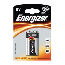 Батарейка 6F22 (крона 9V) Energizer Alkaline