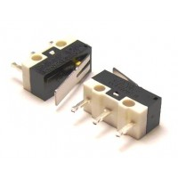 Выключатель концевой микро с планкой DM3-03P