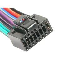 Разъем для автомобильной магнитолы JVC KD-LX 3R