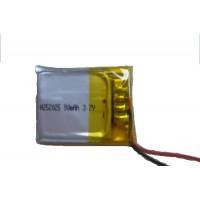 Аккумулятор 3,7v 90 mAh (размер 23x14x20mm)