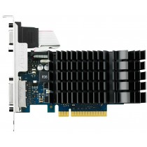 Видеокарта Asus GT730 [1G/D3  64bit] (DVI HDMI VGA) RTL [GT730-SL-1GD3-BRK]