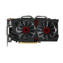 Видеокарта Asus GTX950 [2G/D5 128bit] GAMING (DVIx2 HDMI DP) RTL [STRIX-GTX950-DC2OC-2GD5-GAMING]