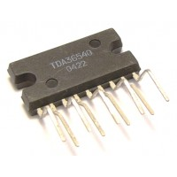 Микросхема TDA3654Q (1051 ХА 1, ILA3654Q)
