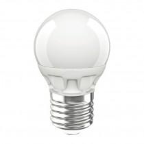 Светодиодная лампочка E27 220v 4W 3000к,белый теплый,315lm (31630)